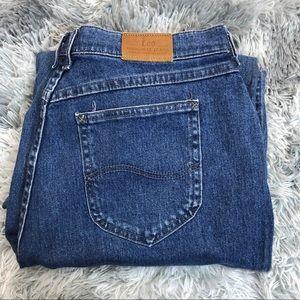 Lee Vintage Mom Jeans Women Plus Size 18L